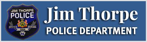 Jim Thorpe Police Department